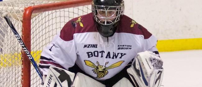 Ice Hockey - Botany Swarm vs West Auckland Admirals