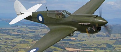 New Zealand Warbirds D-DayOpen Day