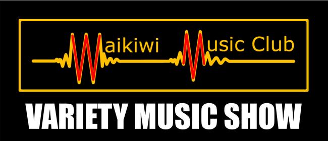 Waikiwi Music Club Show Day