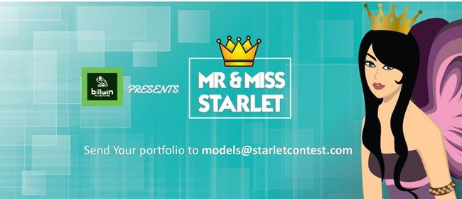 Mr & Ms Starlet India's Online Beauty Pageant Contest