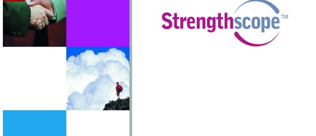 Strengths for Success Workshop