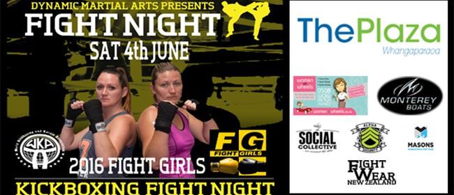 Fight Night Including Fight Girls 2016