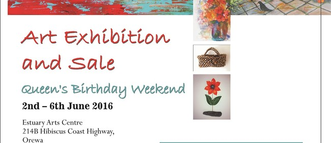 Hibiscus Hospice Art Exhibition and Sale