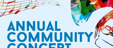 Lower Hutt Annual Community Concert