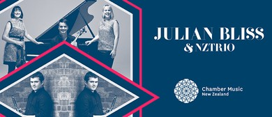 CMNZ presents: Julian Bliss & NZTrio