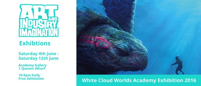 White Cloud Worlds Academy Exhibition