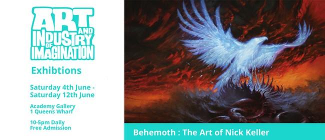Behemoth - The Heavy Metal Art of Nick Keller