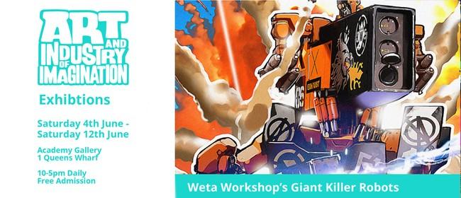 Weta Workshops - GKR - Heavyhitters