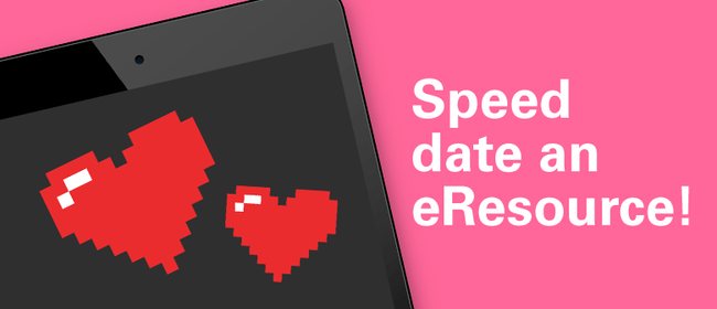 Speed Date An eResource