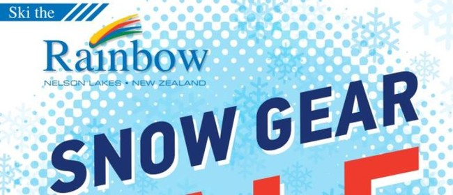 Rainbow Snow Gear Sale
