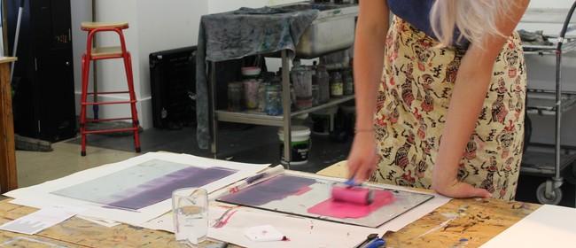 Studio One Toi Tū - Printmaking for Beginners
