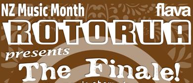 NZ Music Month Rotorua: The Finale