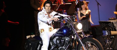 Brendon Chase As Elvis Presley
