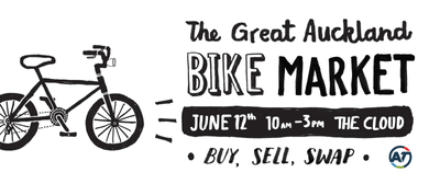 The Great Auckland Bike Market