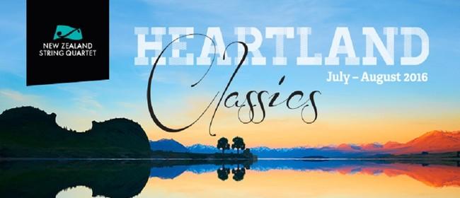 New Zealand String Quartet - Heartland Classics