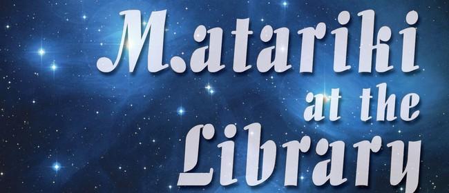 Matariki At the Library