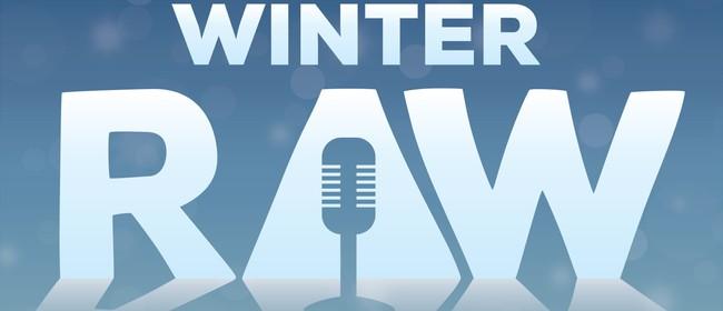 Raw Comedy - Winter Season
