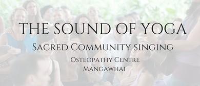 The Sound of Yoga