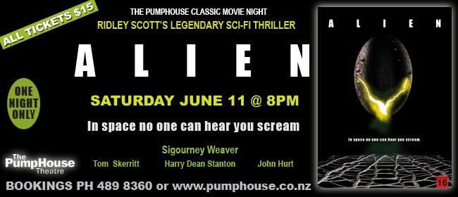 Alien - Ridley Scott's Legendary Sci-Fi Thriller