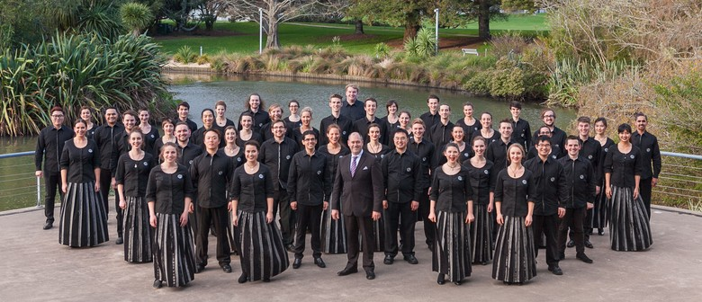 NZ Youth Choir's Wellington Farewell Concert