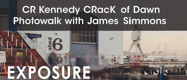 CR Kennedy Crack of Dawn Photowalk
