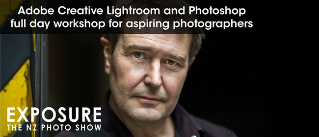 Lightroom and Photoshop workshop for Aspiring Photographers
