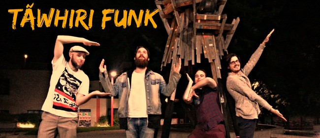 Tāwhiri Funk - Funk/Hip Hop Shenanigans