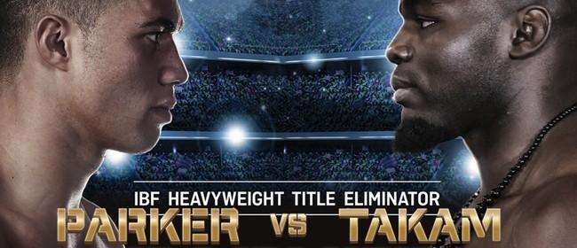 Parker vs Takam