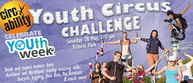 Youth Circus Challenge