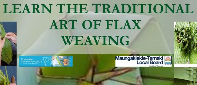 Learn the Traditional Art of Māori Flax Weaving