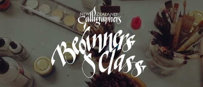 Beginners Calligraphy 2-Day Workshop