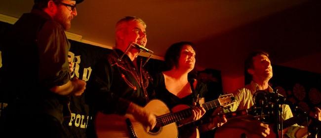 Levin Folk Music Club night