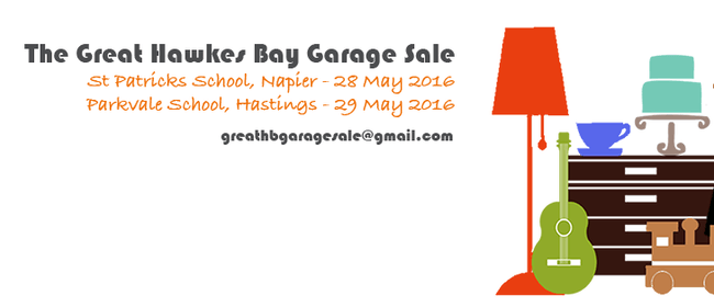 The Great Hawkes Bay Garage Sale
