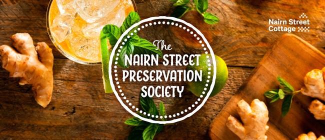 Nairn Street Preservation Society: Natural Fizz