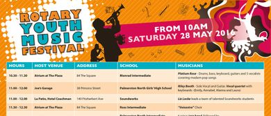 Rotary Youth Music Festival
