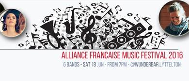 Alliance Française Music Festival 2016
