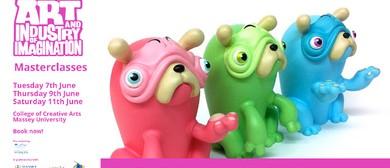Pop Toy Design