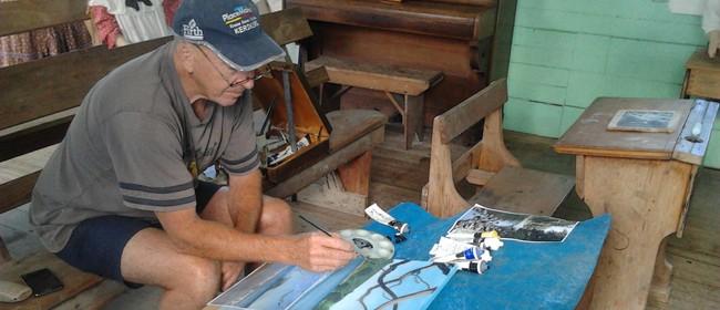 John Hayward Artist In Residence