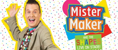 Mister Maker & the Shapes
