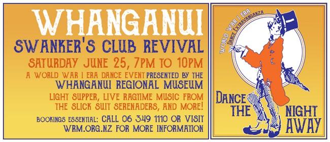 Whanganui Swanker's Club Revival