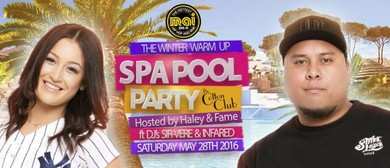 The Mai FM Winter Warm Up Pool Party With DJ Sirvere