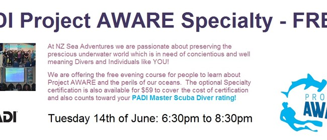 Project Aware Specialty Course