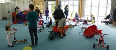 Winter Fun Preschool Play Mornings