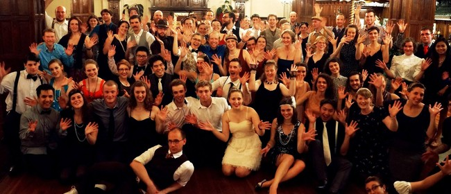 The Dunedin Midwinter Swing Festival - South Island Comps
