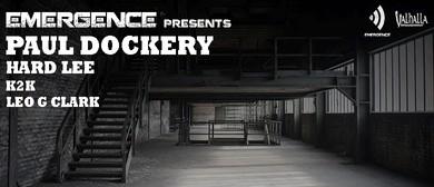 Emergence Presents: Paul Dockery