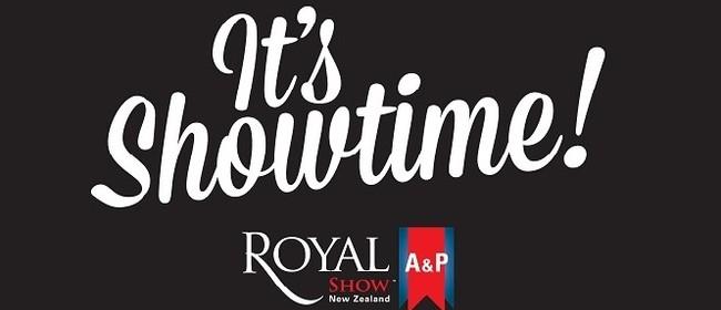 2016 Royal A&P Show - Hawke's Bay Show