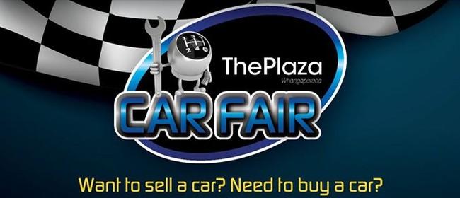 Plaza Car Fair