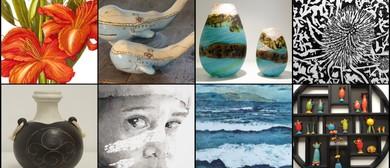 Art of Winter Exhibition - Taupo Winter Festival 2016
