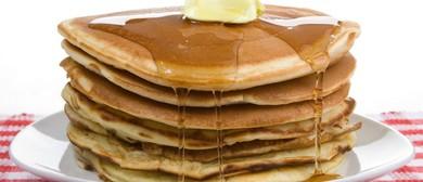 Pak'n Save Pancake Breakfast - Taupo Winter Festival 2016
