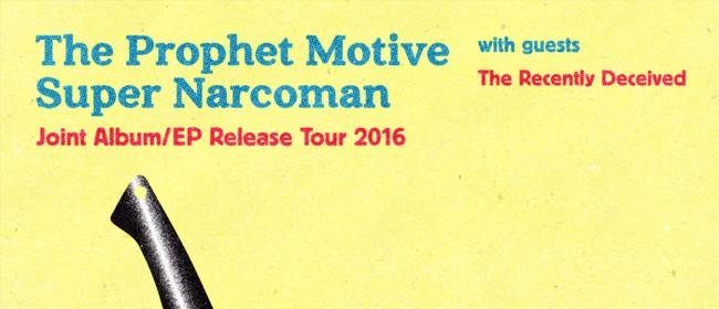 The Prophet Motive-Super Narcoman Tour 2016 Hamilton